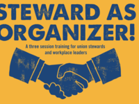 Steward as Organizer
