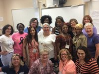 Susan Winning taught Leadership Skills at Northeast Women's Summer School